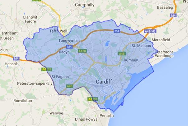 Cardiff Area